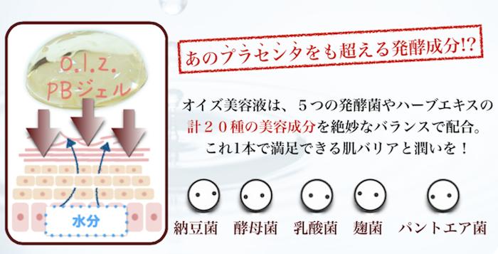 赤ら顔対策の発酵成分